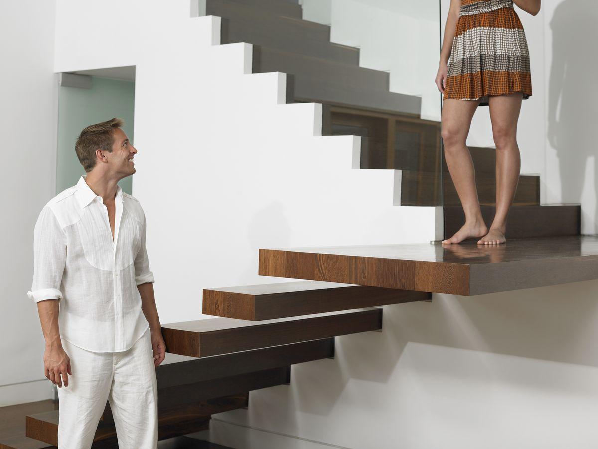 Jak wykończyć surowe schody betonowe?